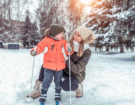 ski neck warmers