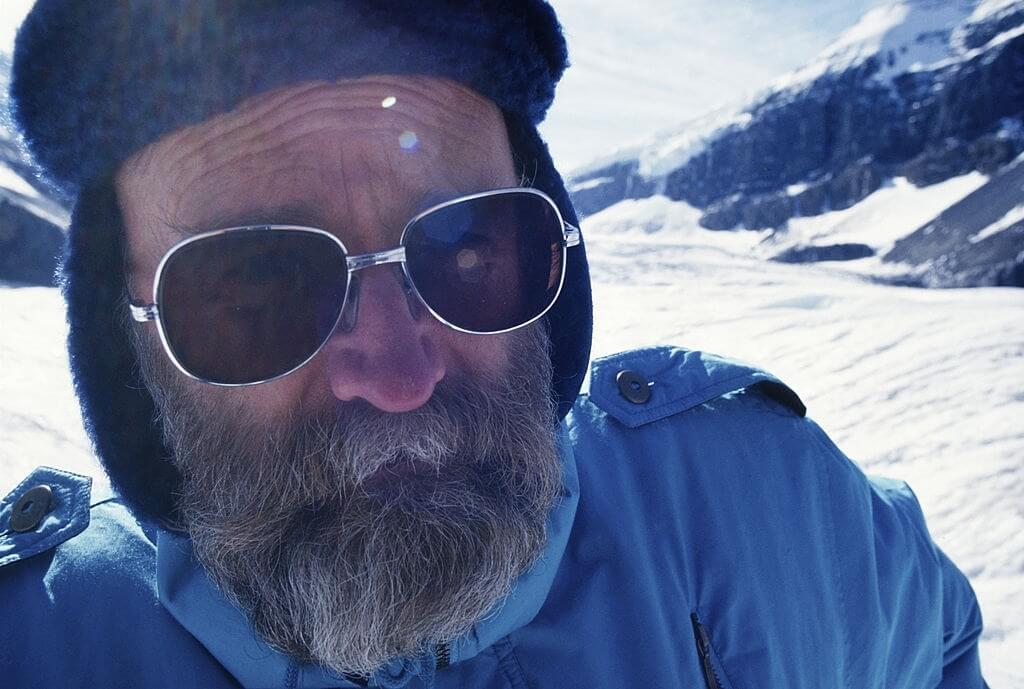 What are glacier glasses