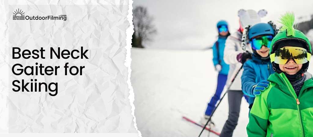 Best Neck Gaiter for Skiing