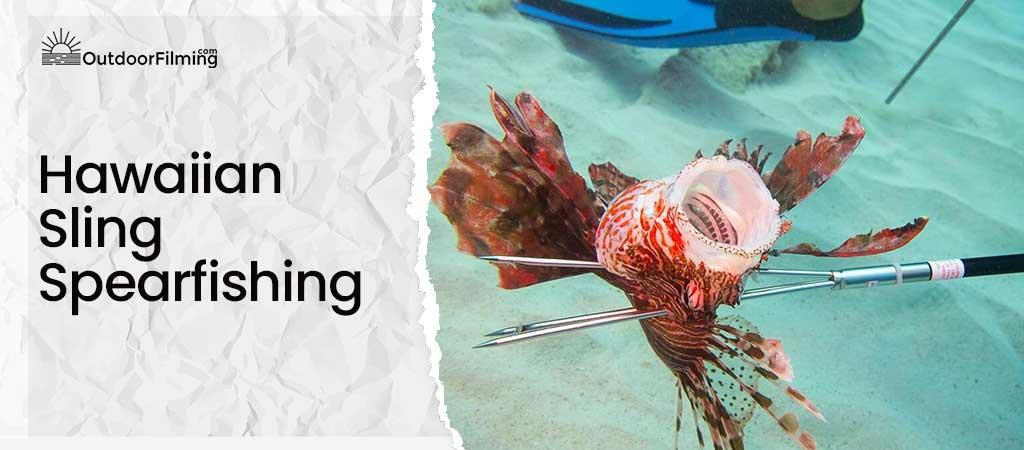 Hawaiian Sling Spearfishing
