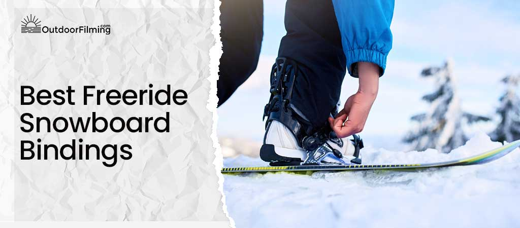 Best Freeride Snowboard Bindings