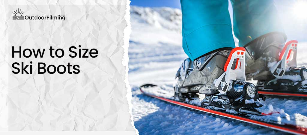 Are you struggling to figure out how to size ski boots? No worries, our ski boot size guide will help you decide what fits you.