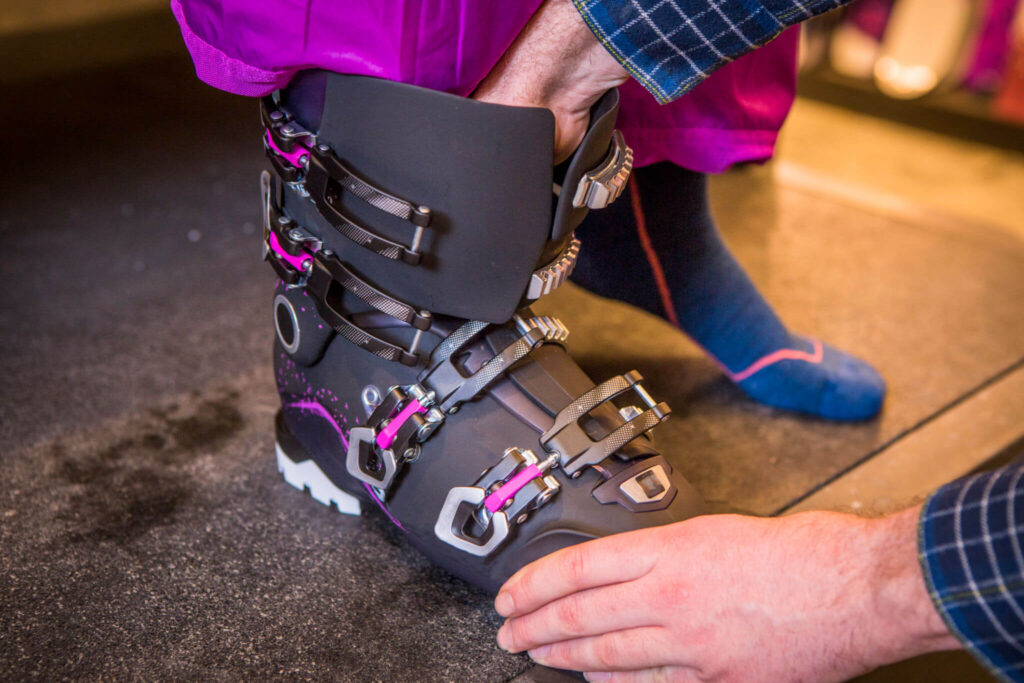 Ski Boots for Wide Calves